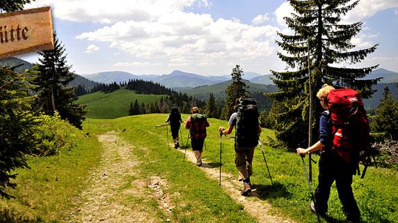 Urlaub im Dreiländereck Bayerischer Wald
